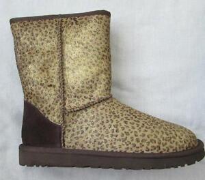 ugg femme leopard