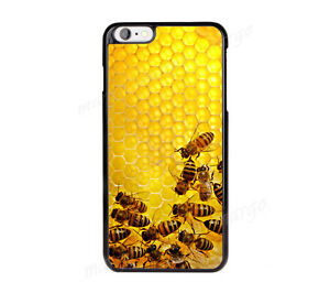 info for d7f41 8cafd Details about Honey Bees Phone Case Cover for iPhone iPod Samsung Sony Bee  Wax Bumblebee Bee