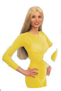 Body justaucorps jaune taille L XL 40 44 lingerie 70 deniers ... 139fd85a34d