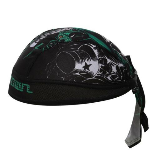 Women Men Skull Cap Cycling Kerchief Hoods for Fishing Hiking Riding Camping