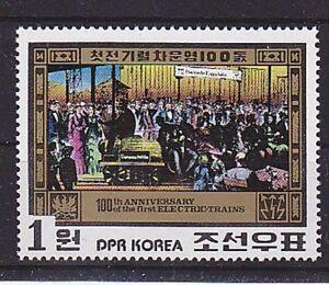 2019 DernièRe Conception V3273 Corée/chemin De Fer Minr 2069 O Beau Travail