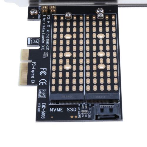 High Performance NVME M.2 PCIe3.0x4 Expansion M2 NGFF M Key SSD EM2-5003