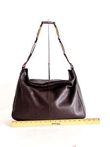 64ac528bbd Women s Bags Handbags Designer Vintage Fendi Brown Pebbled Leather ...