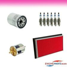 6 pc Denso Iridium Power Spark Plugs for Infiniti I30 3.0L V6 1996-2001 Tune lv