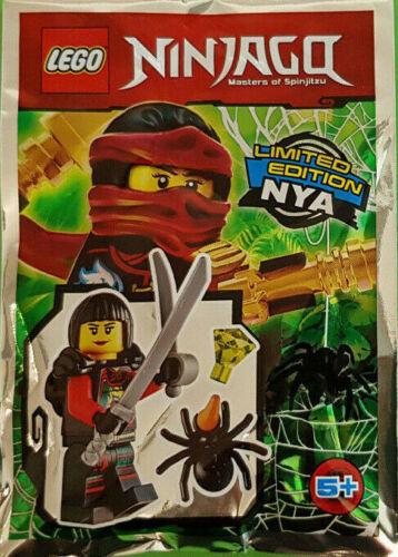LEGO ® Ninjago ™ ña avec araignée comme Limited Edition Minifiguren NOUVEAU & NEUF dans sa boîte