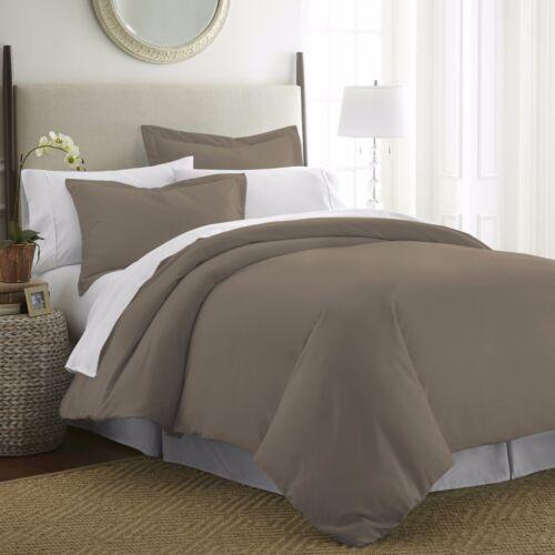 Hotel Quality Premium 3 Piece Duvet Cover Set