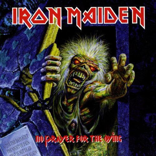 Iron Maiden - No Prayer For The Dying [New Vinyl LP] Explicit, 180 Gram