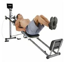 Total Gym 1600 Workout Machine Strengthens Tones 60 Different Muscle Groups NEW
