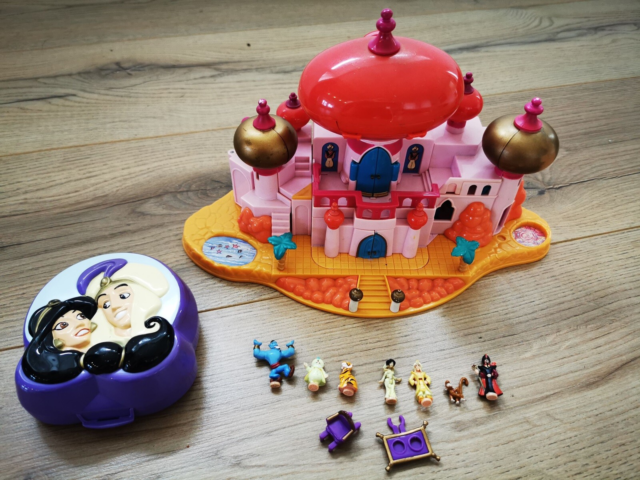 Polly Pocket, Komplet Aladdin