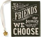 Friends: The Family We Choose (Mini Book) by Peter Pauper Press, Inc (Hardback, 2015)