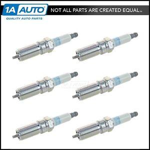 Ac Delco 41 103 Iridium Spark Plug Set Of 6 For Chevy Gmc Pontiac Olds 4 2l New Ebay