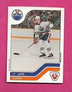 1983-84-OILERS-JARI-KURRI-VACHON-FOOD-GOOD-CARD-INV-C5458