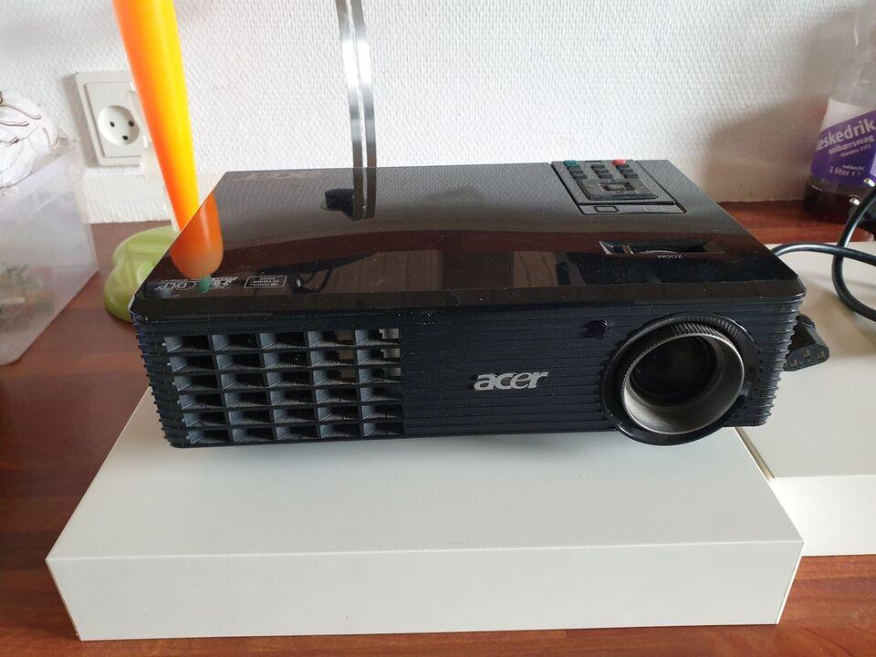 Projektor, Acer, X1261P