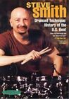 Steve Smith Drumset Technique History of The US Beat DVD Standard Region 2 BR