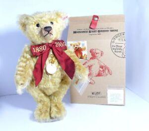 Steiff 038976 Teddy Bear 125 ans édition 2005 Teddy Ovp