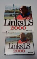 Links LS 2000 (3PC-CDs, 1999) for Windows 95/98/NT - Arnold Palmer  Vintage PC