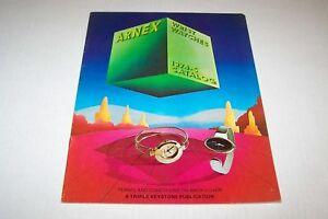 Vintage-Jewelry-Catalog-227-ARNEX-WRIST-WATCHES-1974