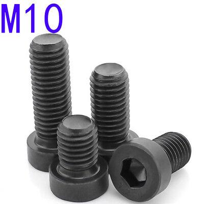 12.9 Grade 1.5 mm filetage 8 mm clé Allen M10 x 30 mm Caphead Allen Bolt