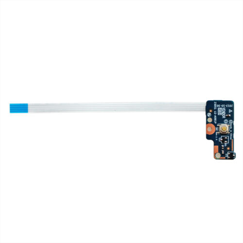 Power Button Board w//Cable For HP 15-g041cy 15-g041ds 15-g011ca 15-g011nr