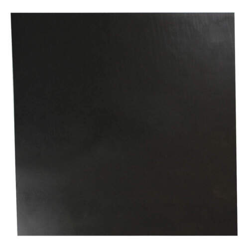 "Rubber,Hypalon,1//16/""Thick,12/""x12/"",60A 330-1//16A"