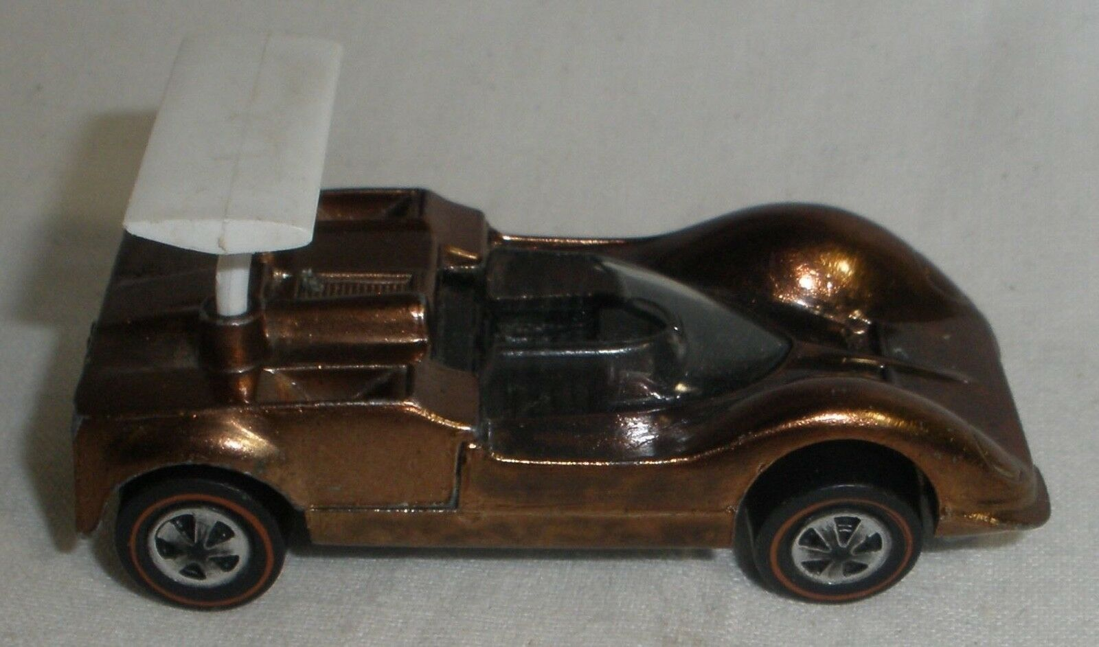 Hot Wheels redline Chaparral brown Collectors Quality condition