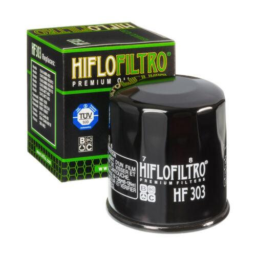 Gloss Black for Honda - HiFlo Oil Filter 4 Pack HF303