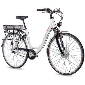 elektrorad damenrad e bike pedelec 28 chrisson e lady 7g. Black Bedroom Furniture Sets. Home Design Ideas