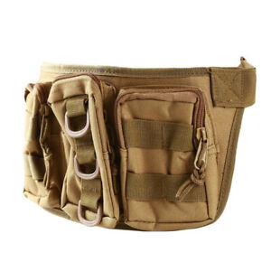 Outdoor-Men-Tactical-Military-Travel-Hiking-Water-Bottle-Fanny-Pack-Waist-Bags-T