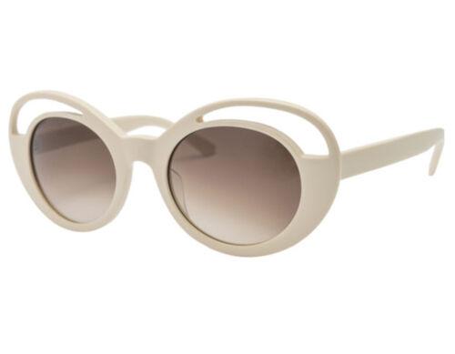 Solid Brown Sunglasses Kyme Dedie C3 Solid Ivory