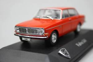 Atlas-1-43-volvo-144-Alloy-car-model-vintage-cars