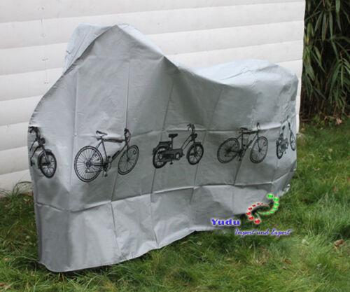 Fahrrad-Garage Abdeckhauben Schutzhauben Fahrradabdeckung Schutzhülle