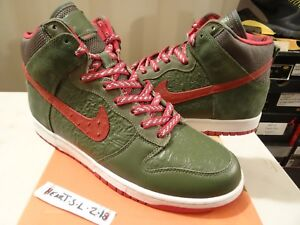 half off 55ed7 3ac98 Details about NEW 2006 Nike Dunk SB High Pro