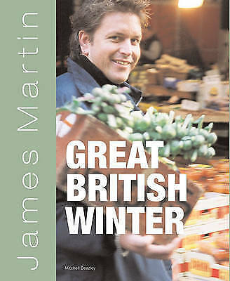 1 of 1 - Martin, James, Great British Winter, Very Good Book