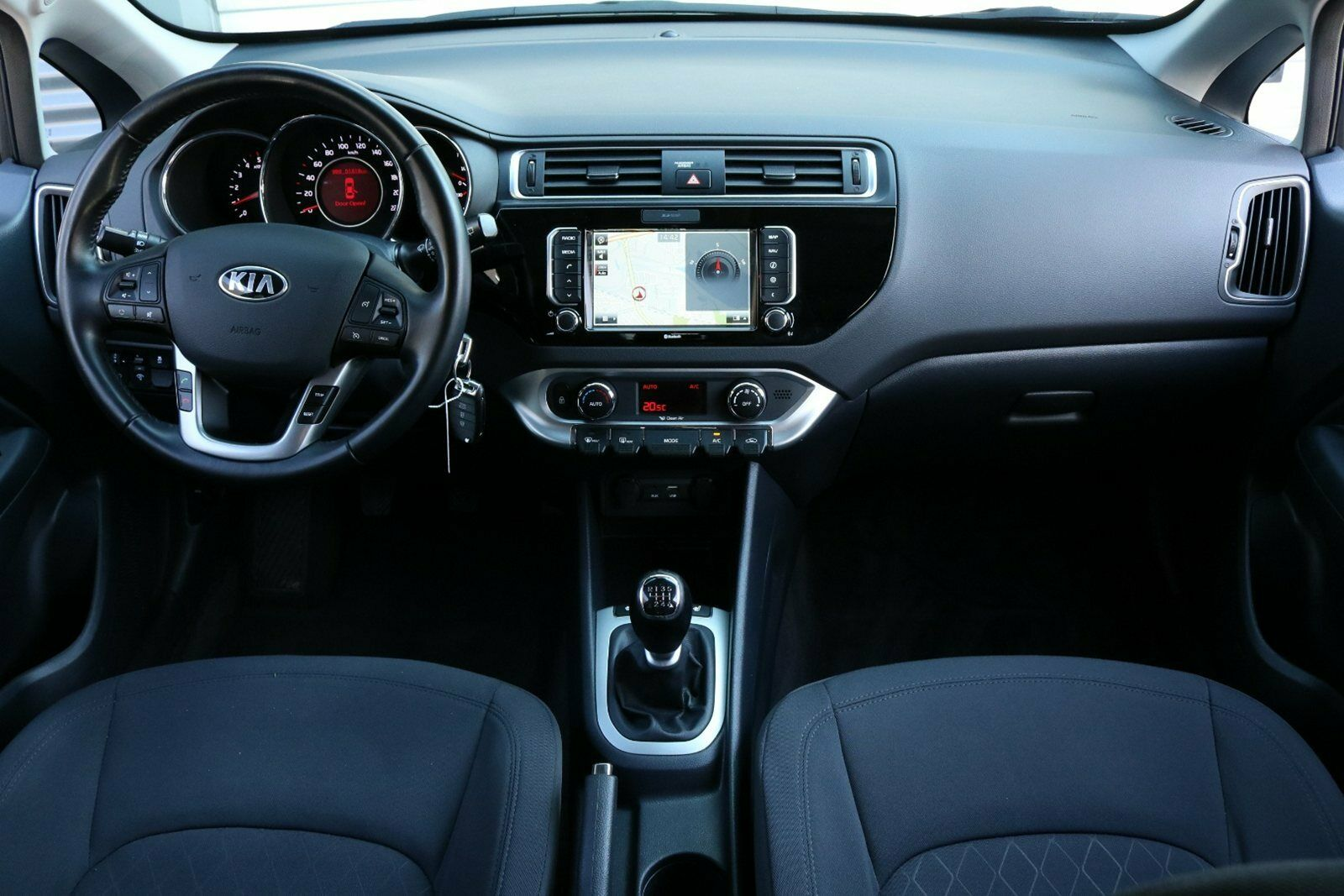 Kia Rio CRDi 90 Attraction+