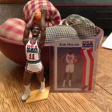 1992 USA Olympic Starting Lineup Open Loose Karl Malone Utah Jazz Kenner SLU