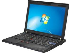 Lenovo X201 Business Laptop,Core i5, 2GB Ram, 80GB Harddisk, 12.1 inch, 1.8KG