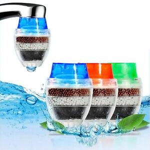 Carbon-Purifier-Filter-Wasserfilter-Wasserhahn-Hahn-Haus-Kuechen-Werkzeug-Set-Neu