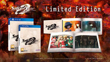 Steins Gate Zero Limited Edition w/ Artbook PS4 Brand New & Sealed Anime
