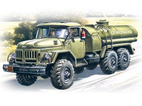 ICM 72813 Zil-131 Soviet fuel truck 1//72 plastic model kit