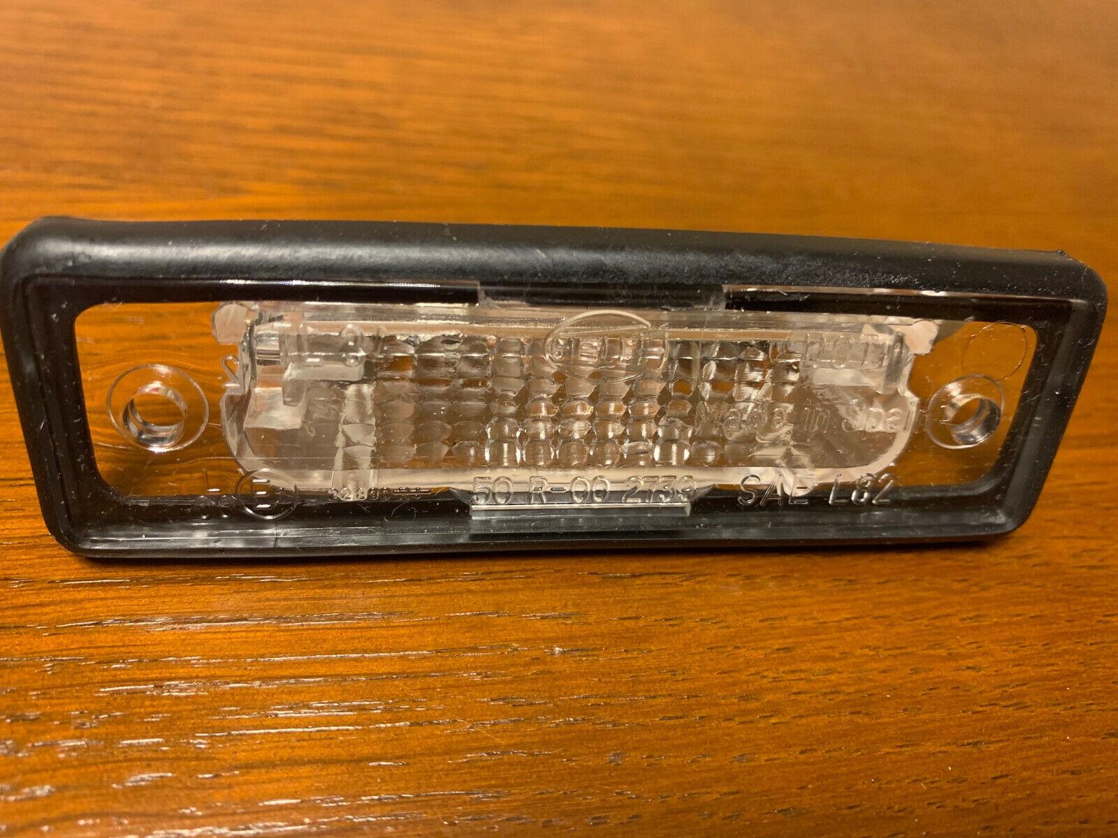 2KA 005 049-008 HELLA Licence Plate Light C5W