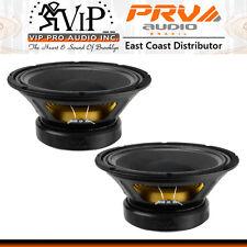 "PRV 10W650A Alto Series Pro Audio 10"" Woofer 8-Ohm 325 Watts DJ Speaker (PAIR)."
