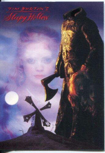 Sleepy Hollow Promo Card P2 Movie