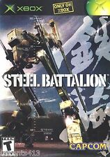 Steel Battalion (Xbox) 3D Battlefield Spanning an Area of 2 Square Miles!