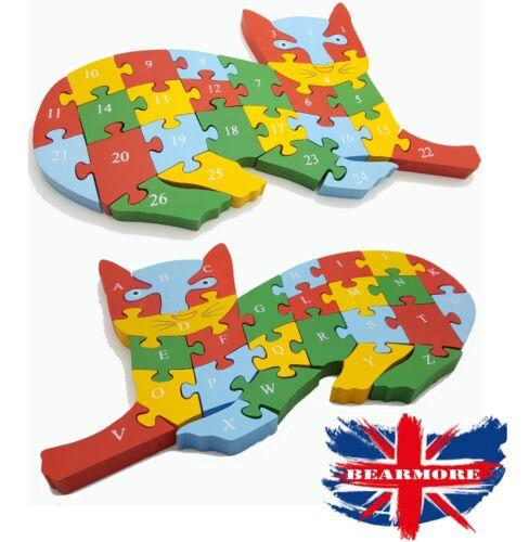 Puzzle Game Wooden Block Children Jigsaw Animal Toy Kids Animal Christmas  Gift