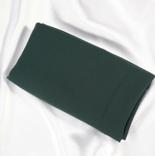 Lady mousseline de soie longue écharpe foulard musulman Hijab Femmes Strass Tête Wrap Châle