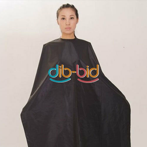 Salon Barber Gown Cape Hairdressing Hairdresser Hair Cutting Waterproof Cloth OC