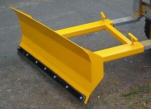 Forklift-Snow-Plough-Yard-Scraper-1260mm-Blade-Width-295-00-VAT