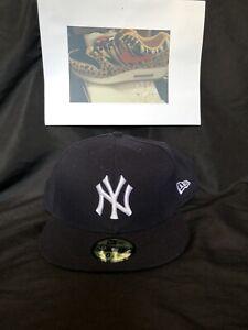 New-Era-59Fifty-MLB-Cap-New-York-Yankees-FITTED-hat-DARK-NAVY
