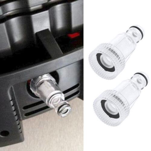 2 X Wasserfilter-Gartenschlauch Hochdruckreiniger Filter Für Karcher K2-K7