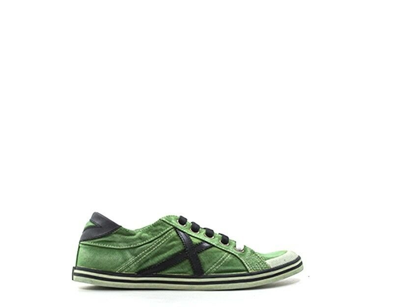 shoes MUNICH Woman green Fabric 825069-69